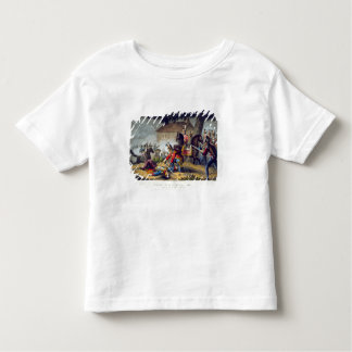 The Horse Guards at the Battle of Waterloo, engrav Tee Shirts