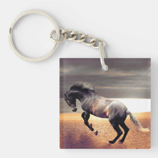 The Horse Key Ring