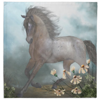 The Horse Napkins