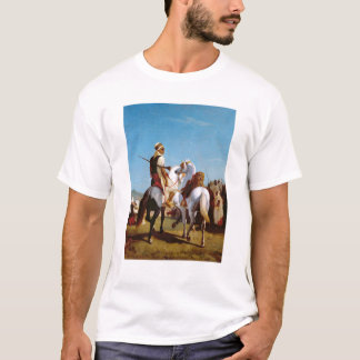 The Horse of Gaada, or The Horse of Submission T-Shirt