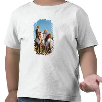 The Horse of Gaada, or The Horse of Submission Tee Shirts