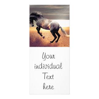 The Horse Rack Card