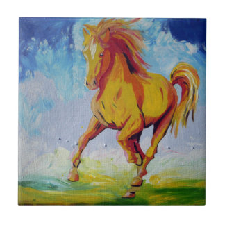 The Horse Tile