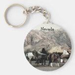 the Horses Key Chains