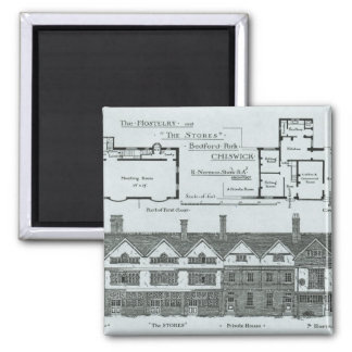 The Hostelry and The Stores Magnet