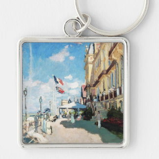 The Hotel of Roches Noires, Trouville Monet Claude Keychains