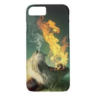 The hottest tiger iphone iPhone 8/7 case