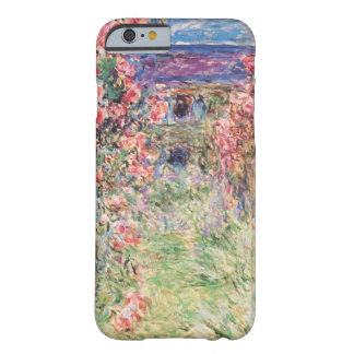 The House among the Roses, Claude Monet Barely There iPhone 6 Case