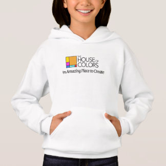 The House of Colors Kids Hoodie