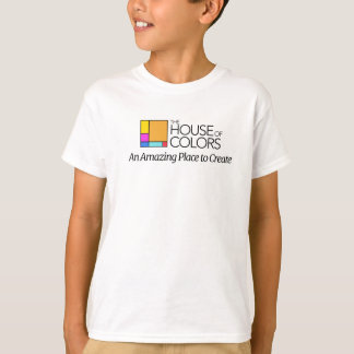 The House of Colors Kids T-Shirt