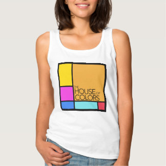 The House of Colors Tank Top
