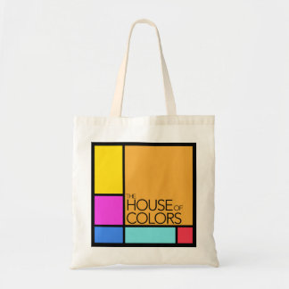 The House of Colors Tote Bag