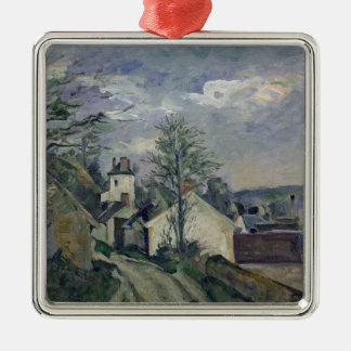 The House of Doctor Gachet  at Auvers, 1872-73 Christmas Ornament