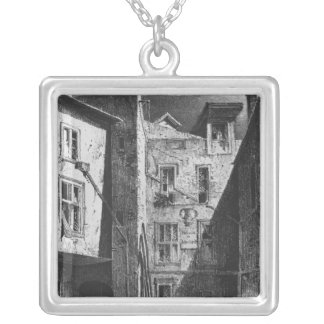 The House of Heloise and Abelard Silver Plated Necklace
