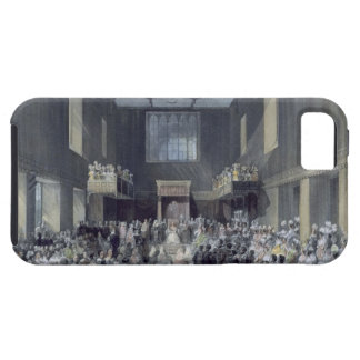 The House of Lords, Her Majesty opening the Sessio iPhone 5 Case