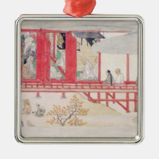 The House of the Shogun Christmas Ornament