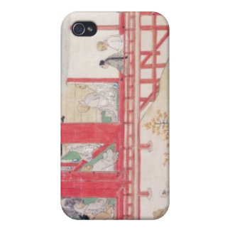 The House of the Shogun iPhone 4/4S Cover