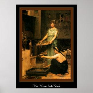 The Household Gods Poster