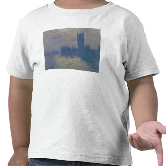 The Houses of Parliament, Stormy Sky, 1904 T Shirt