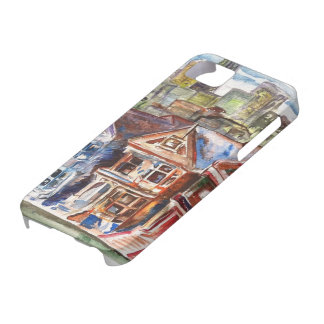 The houses of San Francisco Case For The iPhone 5
