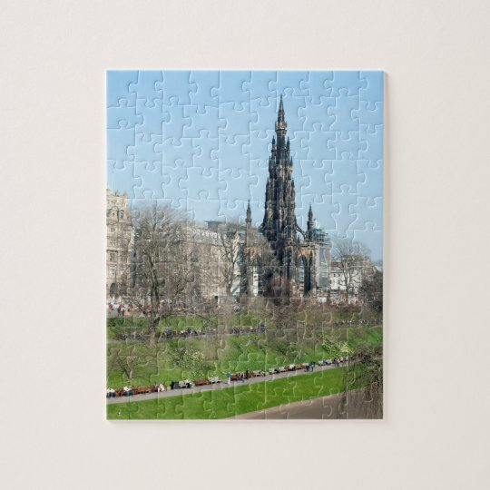The Hub, Edinburgh, Scotland Jigsaw Puzzle