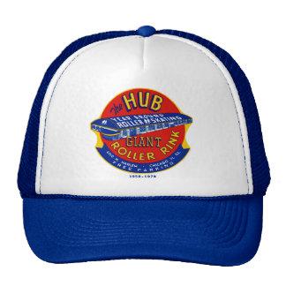 The Hub Roller Rink Chicago / Norridge Illinois Mesh Hat