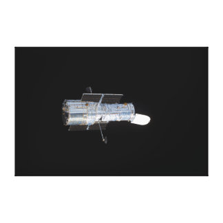 The Hubble Space Telescope (HST) Gallery Wrap Canvas