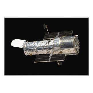 The Hubble Space Telescope Photo Print