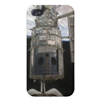 The Hubble Space Telescope Space Shuttle Atlant iPhone 4/4S Cover