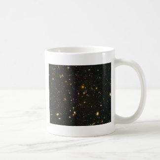 The Hubble Ultra Deep Field Basic White Mug
