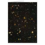 The Hubble Ultra Deep Field Card