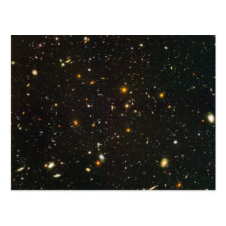 The Hubble Ultra Deep Field Postcard