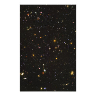 The Hubble Ultra Deep Field Space Image Customised Stationery