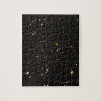 The Hubble Ultra Deep Field Space Image Jigsaw Puzzles