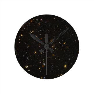 The Hubble Ultra Deep Field Space Image Wallclocks