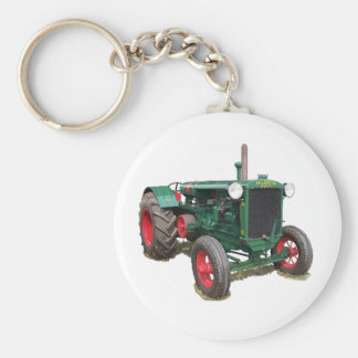 The Huber HK tractor Key Ring