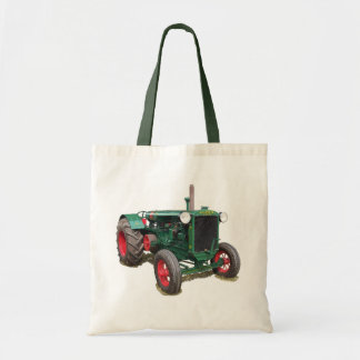 The Huber HK tractor Tote Bag
