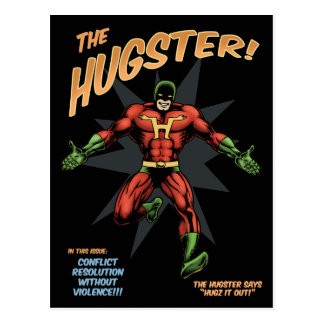 The Hugster Postcards