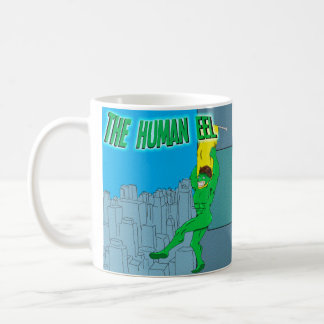 The Human Eel Coffee Mug