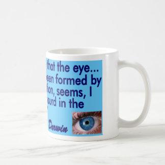 The Human Eye Coffee Mugs