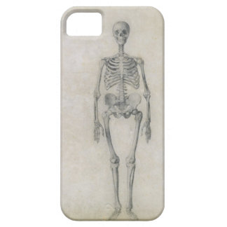 The Human Skeleton, anterior view, from the series iPhone 5 Case