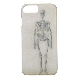 The Human Skeleton, anterior view, from the series iPhone 8/7 Case