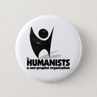 The Humanists 6 Cm Round Badge