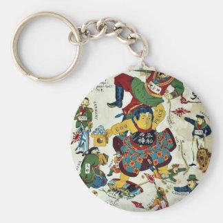 The humors,devil to-supress by Tomisato,Chōmatsu Key Chains