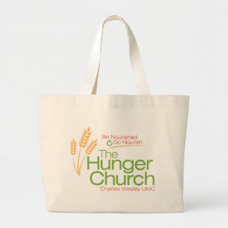 The Hunger Church Tote Bag