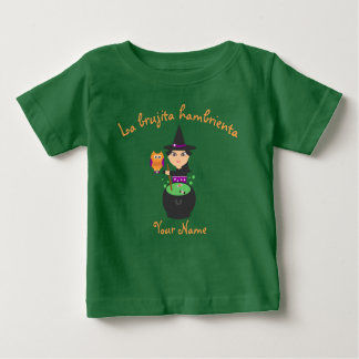 """""""The Hungry Witch""""  Halloween T-Shirt"""