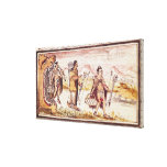 The Hunt, 1579 Gallery Wrap Canvas