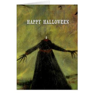 The Hunt ~ Halloween Card