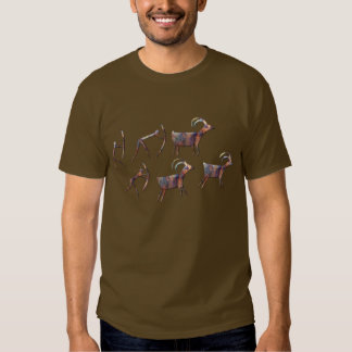 The Hunt heated copper t-shirt