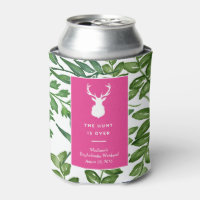 The Hunt is Over | Bachelorette Can Cooler